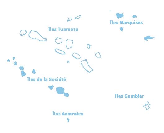 Îles Tuamotu